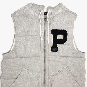 Polo Ralph Lauren Thermal Lined Hoodie Vest Zip Up